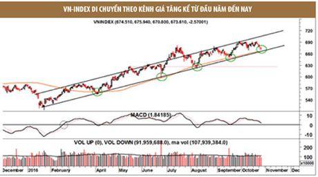 Dieu gi dang cho doi VN-Index? - Anh 2
