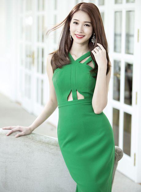 Hoa hau Dang Thu Thao: Luon co gang het minh de chinh phuc uoc mo - Anh 1