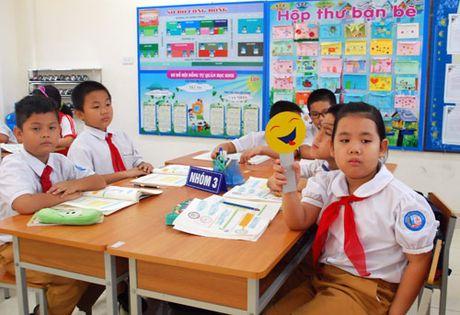 Bo Giao duc nong voi trong trien khai mo hinh truong hoc VNEN - Anh 1