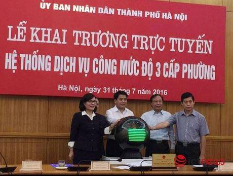 Ha Noi: Nguoi dan 139 xa duoc dang ky khai sinh online tu ngay 10/11 - Anh 1