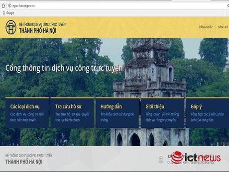 Ha Noi: Nguoi dan 139 xa duoc dang ky khai sinh online tu ngay 10/11 - Anh 2