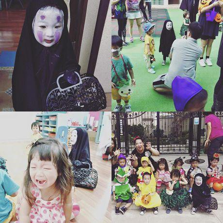 Ngoai truong Duc chung vui 'Halloween ngo nghinh' cung voi cu dan mang Viet Nam - Anh 7