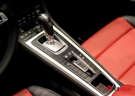 Chiem nguong ve dep Porsche 718 Boxster tai Viet Nam - Anh 10