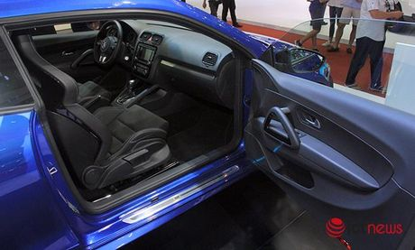 Volkswagen Scirocco R tro lai thi truong Viet sau mot thoi gian vang bong - Anh 12