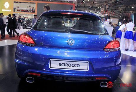 Volkswagen Scirocco R tro lai thi truong Viet sau mot thoi gian vang bong - Anh 16