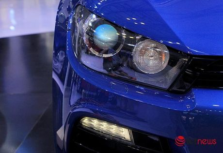 Volkswagen Scirocco R tro lai thi truong Viet sau mot thoi gian vang bong - Anh 8