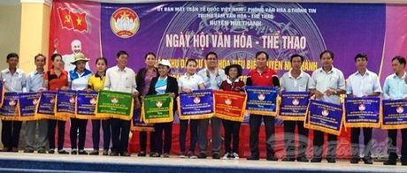 Ngay hoi Van hoa- The thao khu dan cu huyen Nui Thanh - Anh 1