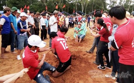 Ngay hoi Van hoa- The thao khu dan cu huyen Nui Thanh - Anh 2