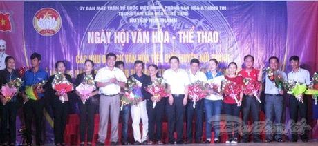Ngay hoi Van hoa- The thao khu dan cu huyen Nui Thanh - Anh 4