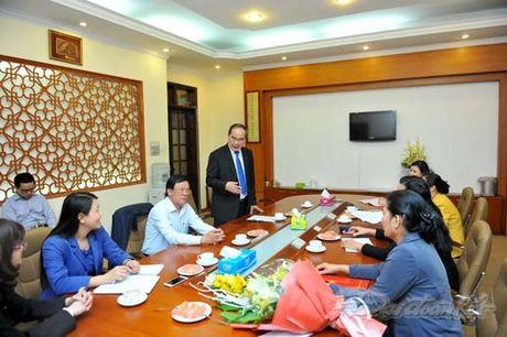 Trao quyet dinh nghi huu cho nguyen Chu tich Hoi LHPN Viet Nam - Anh 6