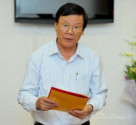 Trao quyet dinh nghi huu cho nguyen Chu tich Hoi LHPN Viet Nam - Anh 8