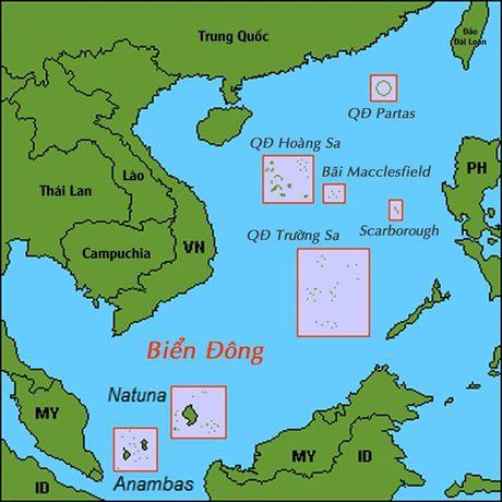 TQ van kiem soat ngu dan Philippines o bai can Scarborough - Anh 2