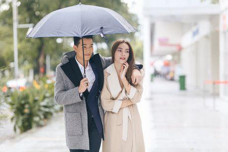 Ho Ngoc Ha tinh cam cung hot boy trong phim ngan - Anh 1