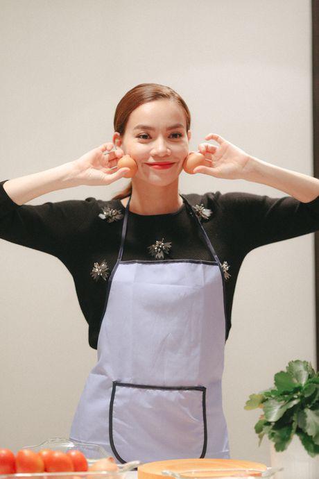 Ho Ngoc Ha tinh cam cung hot boy trong phim ngan - Anh 8