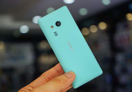 Mo hop 'cuc gach' Nokia 216 co camera selfie vua ban o VN - Anh 5