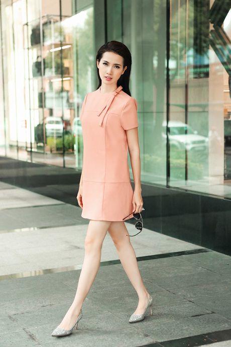 Street style cua sao Viet tuan qua - Anh 6