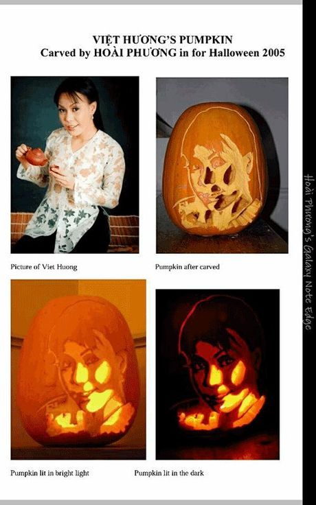 Phat hoang khi MC Ky Duyen, BTV Quang Minh hoa trang Halloween - Anh 6