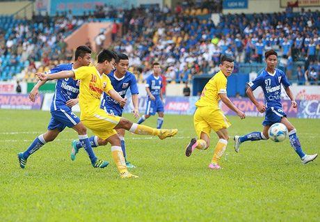 HN T&T lan thu 4 lien tiep vao chung ket U21 QG - Anh 1