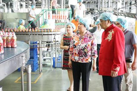 Tan Hiep Phat cong khai day chuyen san xuat len internet - Anh 8