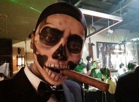 Chet khiep sao Viet bien hinh trong Halloween - Anh 1