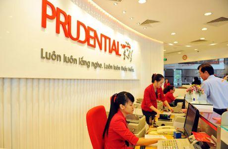 Prudential tung san pham moi ket hop bao hiem dau tu - Anh 1