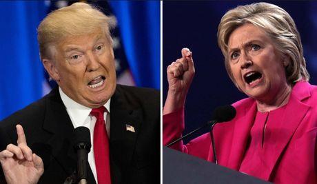 Ba Clinton va ong Trump se tac dong the nao den chau A neu dac cu tong thong? - Anh 1