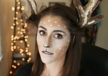 10 kieu trang diem 'cuc chat' cho dem Halloween - Anh 10
