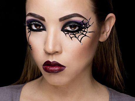 10 kieu trang diem 'cuc chat' cho dem Halloween - Anh 7