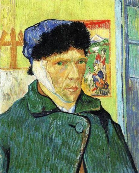 Van Gogh cat tai vi so bi... cat tien chu cap!? - Anh 1
