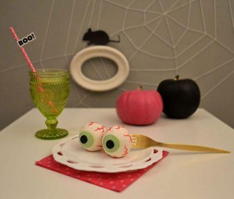 Mon an 'hoa trang' son da ga vao ngay Halloween nhung kho the bo qua - Anh 9