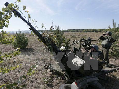 43% nguoi dan Ukraine duoc hoi ung ho nuoc nay gia nhap NATO - Anh 1