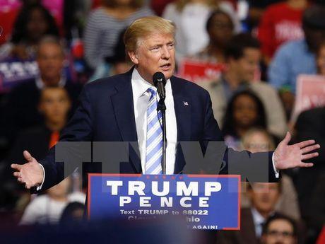 Cac nghi sy dang Dan chu kien ong Donald Trump de doa cu tri - Anh 1