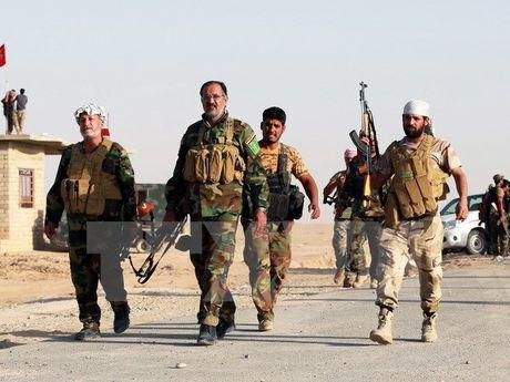 Thu tuong Iraq keu goi cac tay sung IS 'dau hang hay la chet' - Anh 1