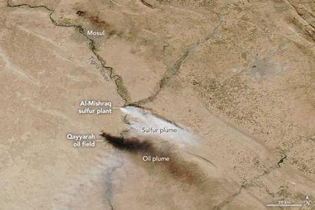 Trai dang o Mosul ma Tho Nhi Ky khong ngo toi - Anh 2