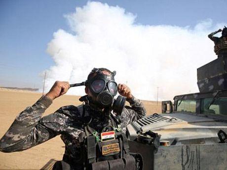 Trai dang o Mosul ma Tho Nhi Ky khong ngo toi - Anh 3