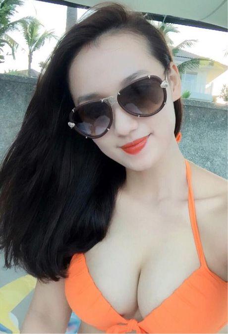 My nhan Viet cuc 'bao gan' voi anh cuoi bikini - Anh 9