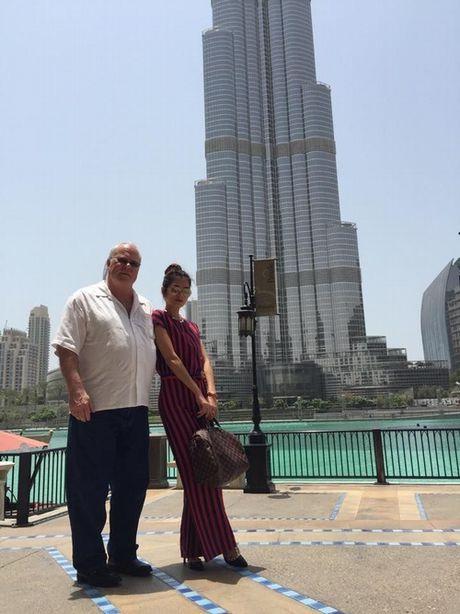 Fan tiec ngan nguoi khi my nhan phim 18+ Thai lay chong 70 tuoi - Anh 9
