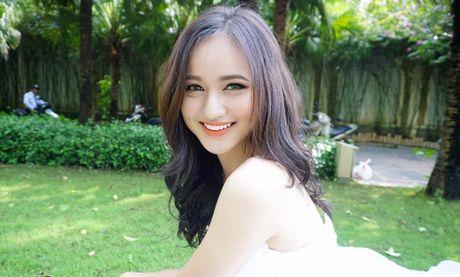 Nu sinh 16 tuoi ngot ngao lam 'nguoi yeu' Cao Thai Son - Anh 4