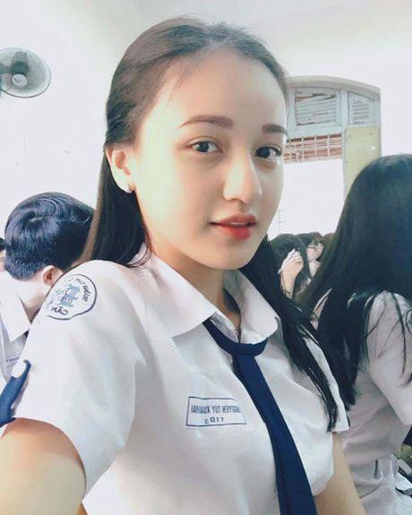 Nu sinh 16 tuoi ngot ngao lam 'nguoi yeu' Cao Thai Son - Anh 8
