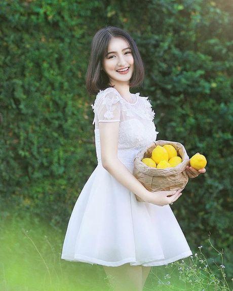 Nu sinh 16 tuoi ngot ngao lam 'nguoi yeu' Cao Thai Son - Anh 9