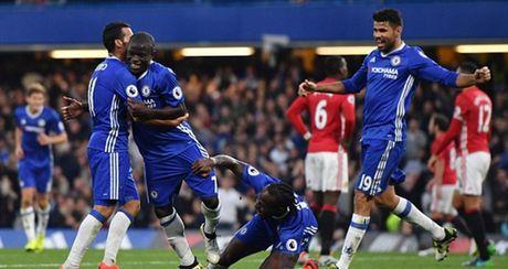 Goc Marcotti: M.U phai bo 4-3-2-1; 'Chia khoa vang' cua Chelsea - Anh 2