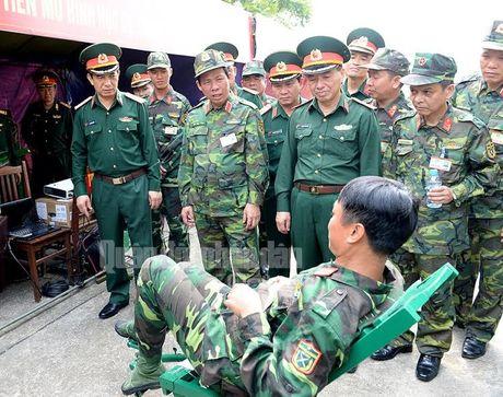Ngac nhien loat vu khi, khi tai toan quan Viet Nam che tao - Anh 11