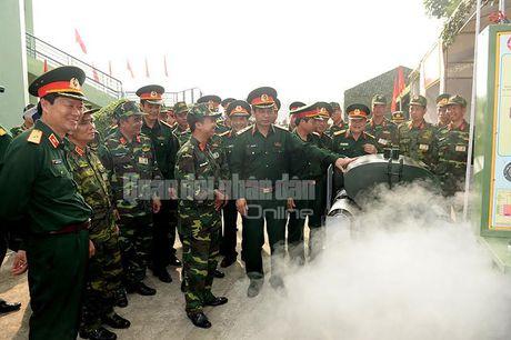 Ngac nhien loat vu khi, khi tai toan quan Viet Nam che tao - Anh 4