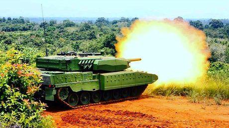 Lo dien xe tang hang trung bi an danh cho Indonesia - Anh 7