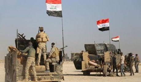 Tin nong: Quan doi Iraq da tien vao thanh pho Mosul - Anh 1