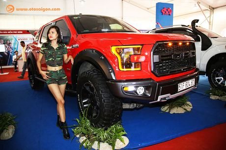 Ford F150 Platinum gia 4 ty, do 'khung' o Sai Gon - Anh 1