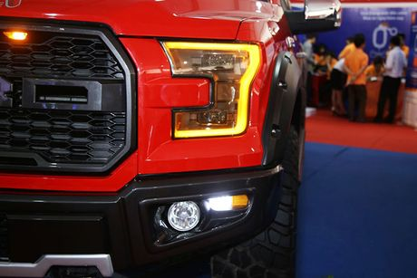 Ford F150 Platinum gia 4 ty, do 'khung' o Sai Gon - Anh 3