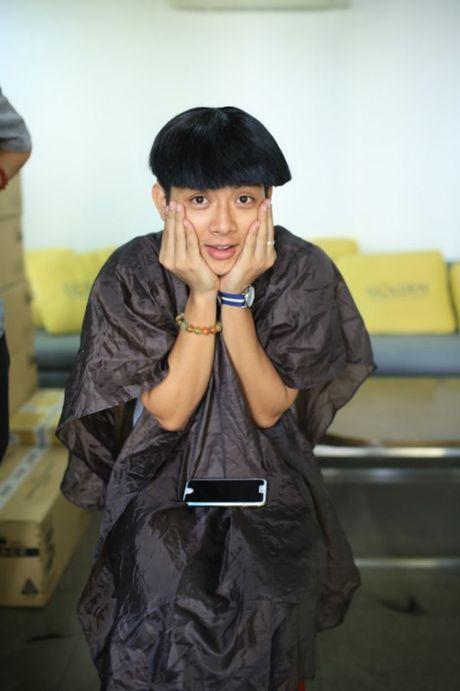 Suc hut ky la tu nhung chang trai 'hai lua' nhu Hoai Lam - Anh 1