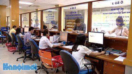 Ha Noi: Don doc thu hoi no thue tai cac doanh nghiep no trong diem - Anh 1