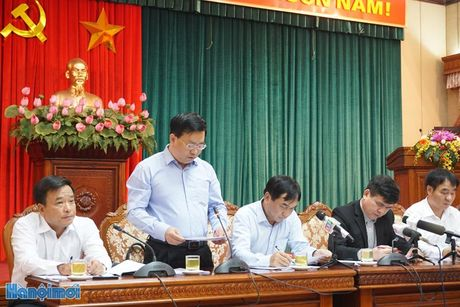 So Xay dung Ha Noi: Hien tuong ca chet tai ho Linh Dam la do thoi tiet - Anh 1